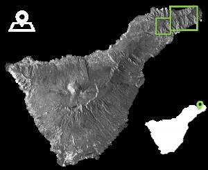 Anaga volcanes
